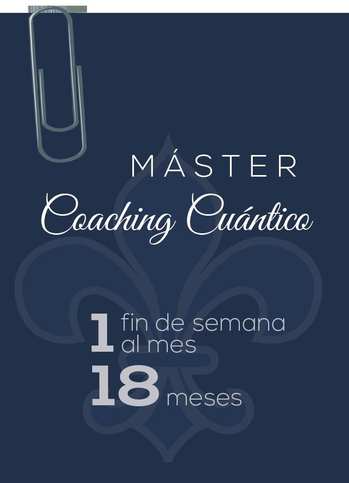 Máster de Coaching Cuántico