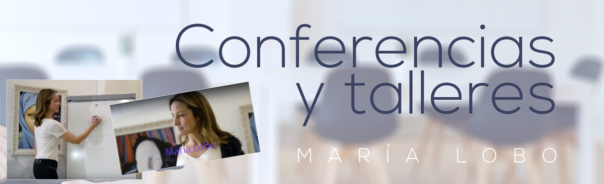 Conferencias y Talleres de María Lobo